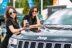Jeep na targach Wiatr i Woda